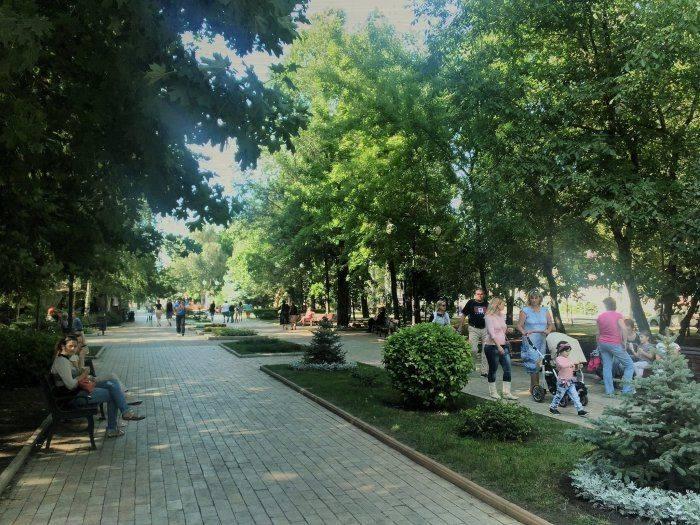 Под гнётом трудолюбивых террористов: Киевлянка о Донецке