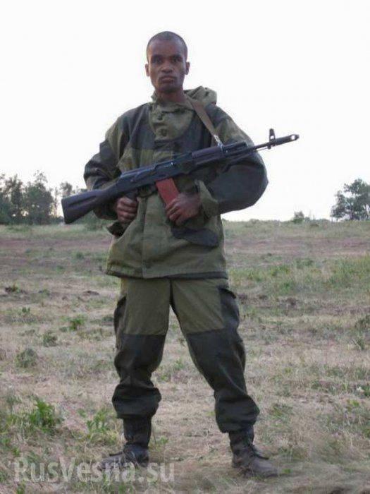 Невероятные приключения ополченца Бенеса Айо по дороге на Донбасс из Лондона