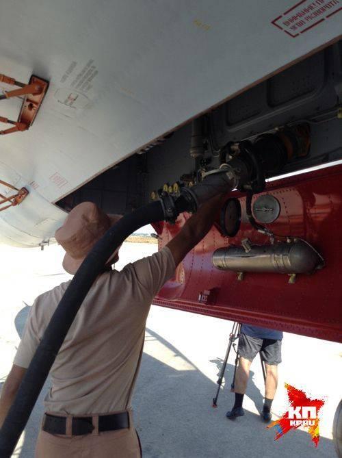 Репортаж из Сирии: «Российская авиабаза в Латакии - это выставка достижений военного хозяйства»