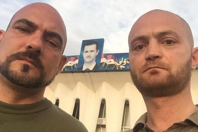 Александр Коц и  Дмитрий Стешин: Почему Сирия наша?