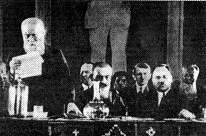 Гигант мысли и отец украинской демократии