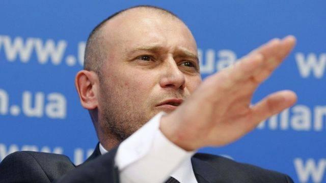 Ярош заявил о подготовке восстания против Порошенко