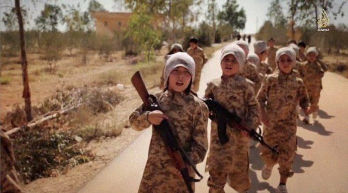 «Дети халифата», смертники ИГИЛ
