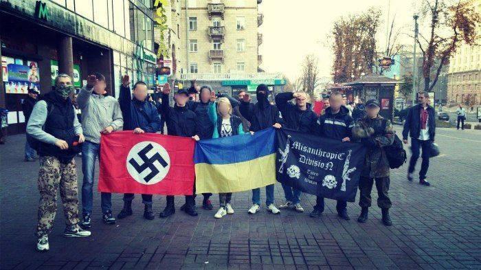 «Где вы видели фашистов на Украине?»