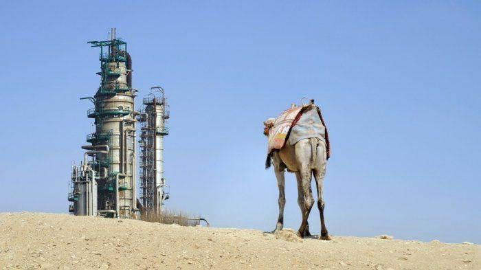 Нефтяные эмиры тоже плачут