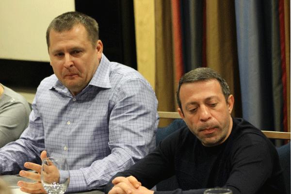 В Днепропетровске — риск силового варианта, на который пойдёт Коломойский