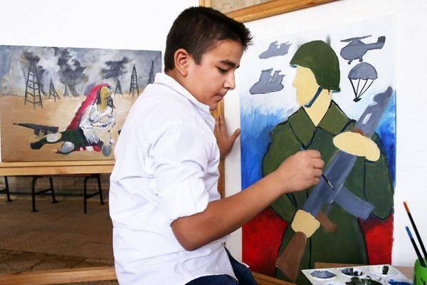 Дмитрий Стешин: «Война в Сирии не такая страшная, как в Донбассе»
