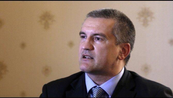 Сергей Аксенов готовит жителей Крыма к «концу света»