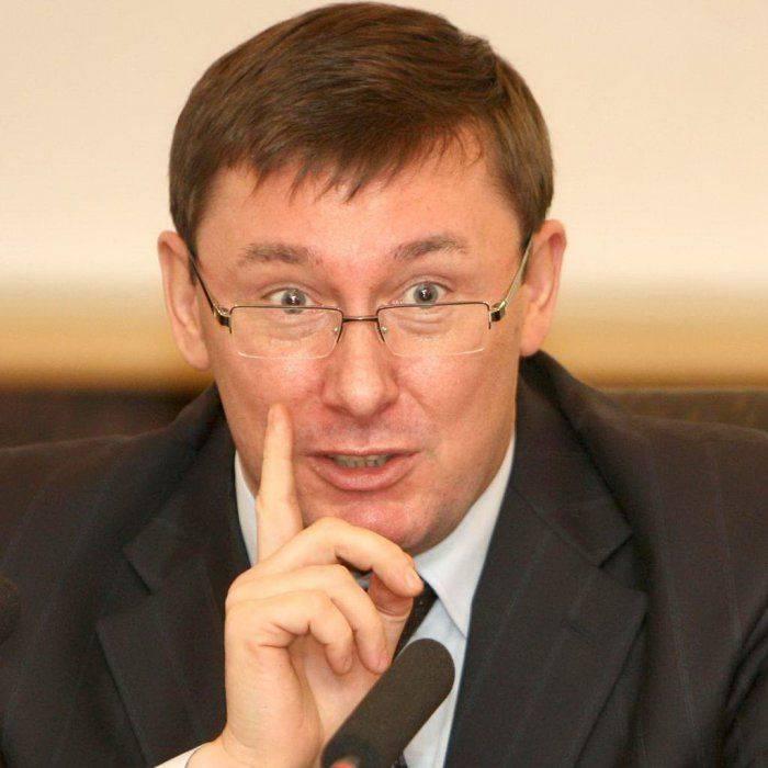 Луценко: Коломойский, Ахметов и Фирташ готовили свержение Порошенко