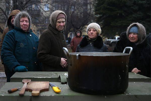 Киев выбирает и войну, и банкротство