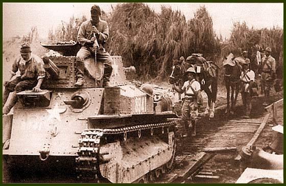 Исторические параллели, или мы вас били,бьём и бить будем!
