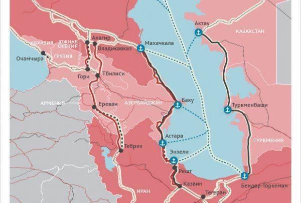 Персидский транзит 2.0 или как Россия после инцидента с Турцией будет поставлять оружие на Ближний Восток