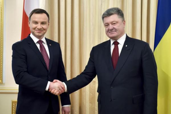Myśl Polska: Порошенко, Яценюк и Саакашвили для ЕС - пешки в геополитической игре