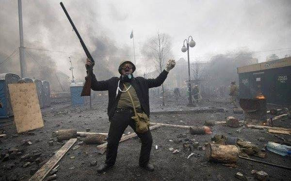 В Киеве признали, что Третью мировую и разрушение устоявшегося миропорядка начал