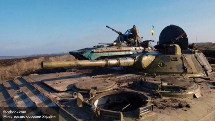 ВСУ вновь обстреливают населенные пункты близ Донецка