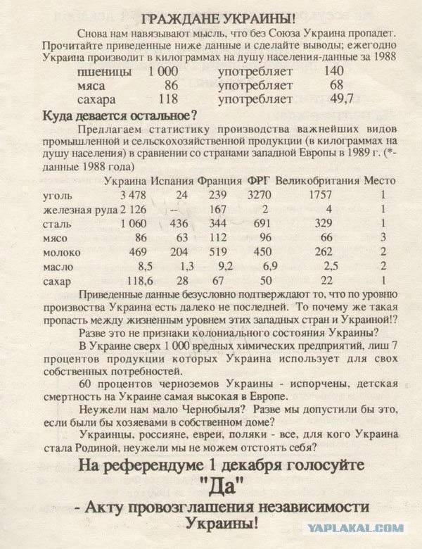 Украина проиграла: зона свободной торговли - это обман