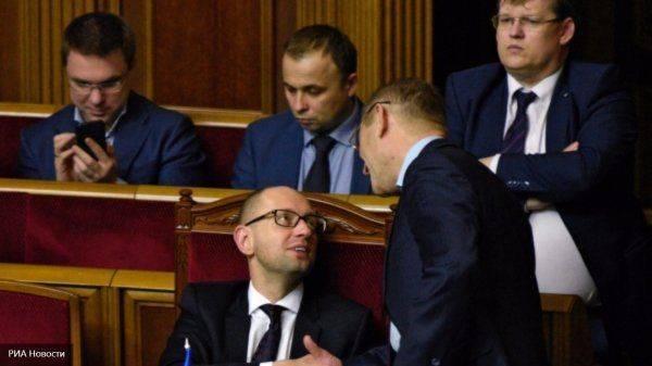 Продать Киев Путину: на Украине поднялась истерика после заседания Рады
