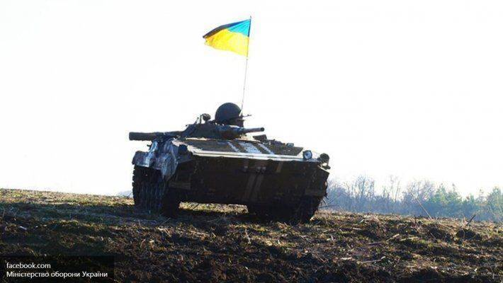 Танки-призраки: Киев поддерживает исламистов или готовит большую войну?