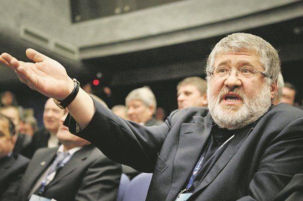 Власти Севастополя пригрозили отрубить Коломойскому руки