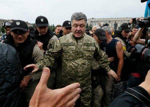 Война на Украине может быть возобновлена в любой момент