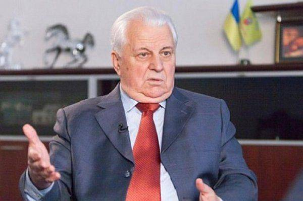 Кравчук признал: Украина зря убила 50000 мирных жителей Донбасса