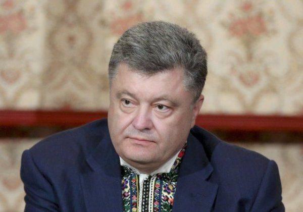Порошенко панически опасается Международного уголовного суда за Донбасс