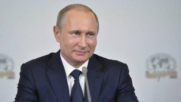 На выборах президента США победит... Путин