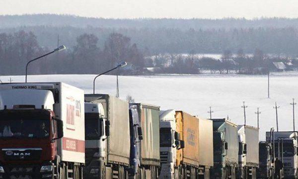 Вопреки запретам Украина попыталась прорваться через Россию в Казахстан