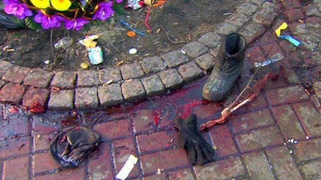 BBC Нерассказанная история бойни на Майдане