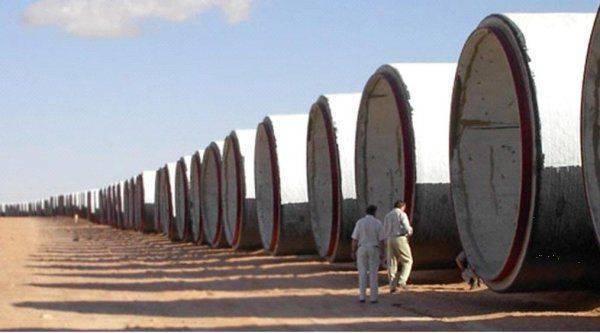 Губят людей не бомбы, губит людей вода: Вода, как основной геополитический фактор