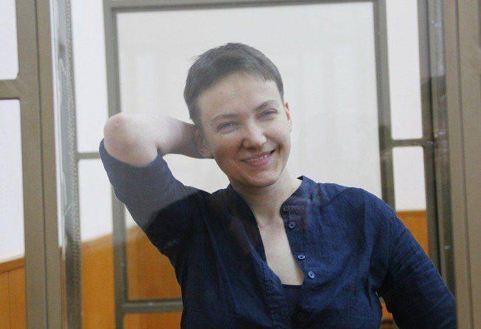 Защитник раскрыл тайну «голодовок» VIP-заключенной Надежды Савченко