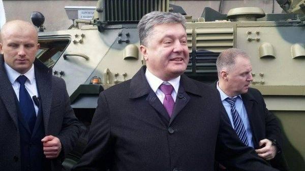 Порошенко передал 60 машин скорой помощи для медучреждений Донецкой области - Цензор.НЕТ 8769
