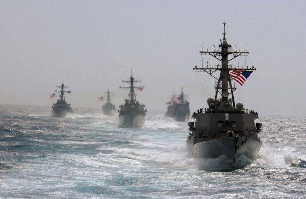 Статистика: корабельный состав ВМС США на 01.01.2016