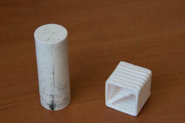 В Сибири создали единственный в мире 3-D принтер, печатающий керамику