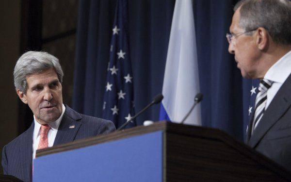 Керри в Москве: Конструктив по Сирии и ноль – по Украине?