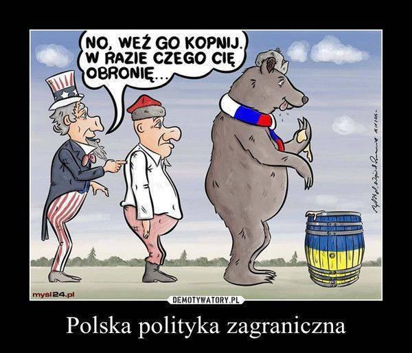 Польский националист: США хотят организовать войну между Польшей и Россией