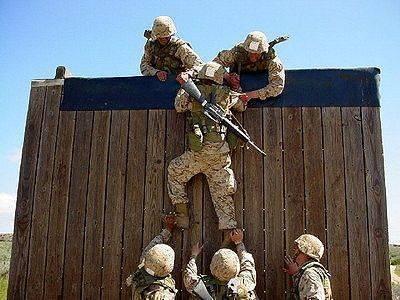 Морская пехота США: Дневник рекрута из Владивостока, часть 3