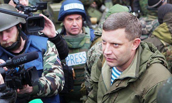 ДНР идёт на прорыв в сторону Харькова