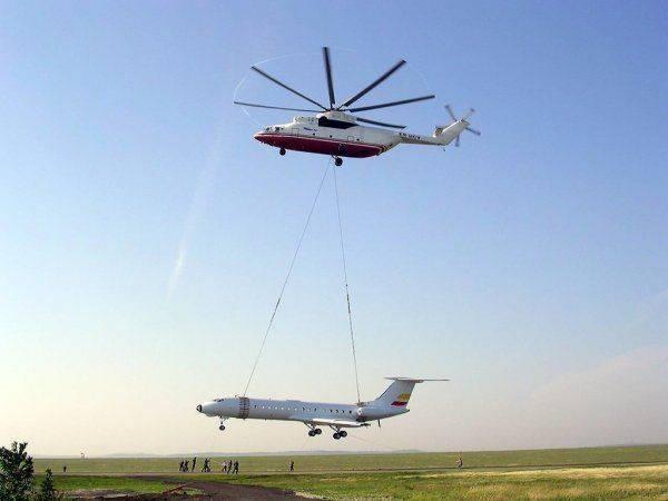 Гвозди в Ми-28Н