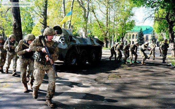 Горячий май для Одессы