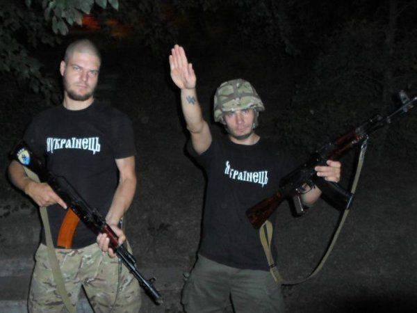 Фашисты в Одессе