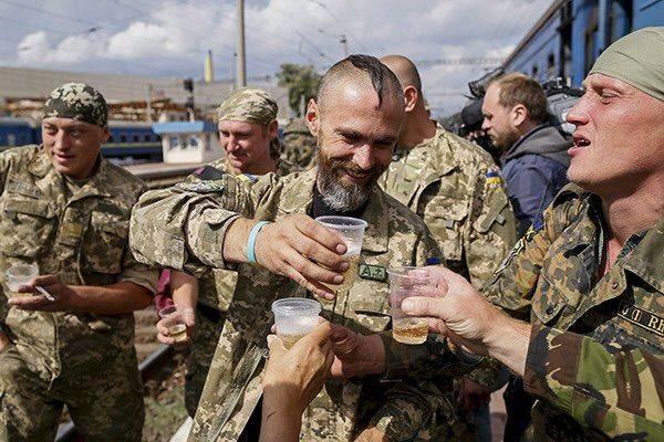 Юрий Касьянов: Мы уничтожим российскую армию кухонными ножами