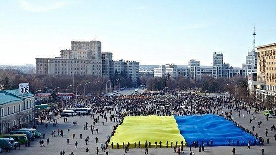 Харьков не сломить!