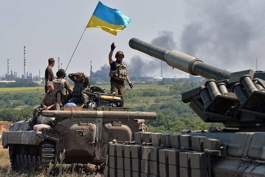 Жители Донбасса разорят Украину