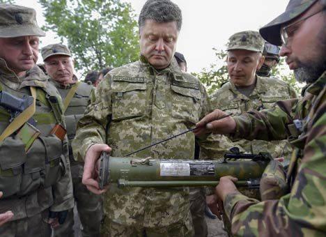 Летом Киев может узнать на своей шкуре, что такое реальная российская армия