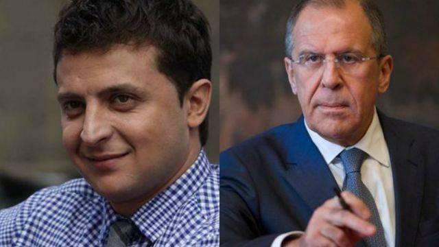Лавров ответил на депутатский запрос о запрете въезда в РФ актёру Зеленскому