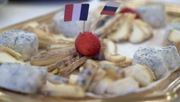 Парижские эксперты признали, что российский сыр не уступает французскому
