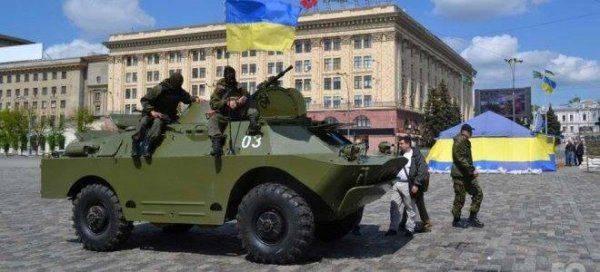 Если они Харьков потеряют, то всё у них посыплется