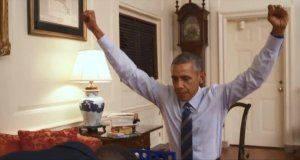Один день из жизни Обамы