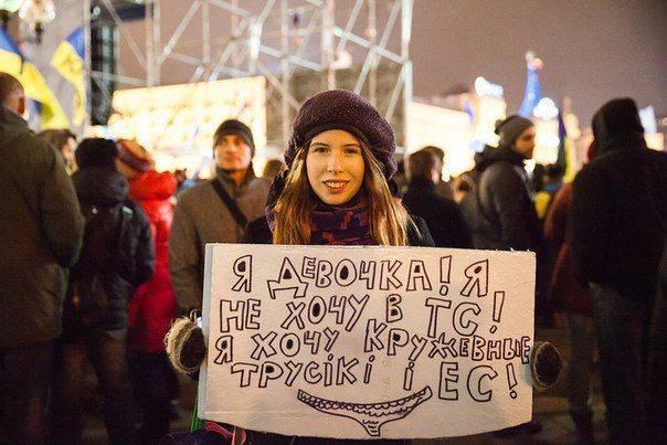 Ирония Кедми: украинцы не смогут ездить в Европу без «нижнего белья»